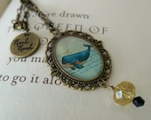 Moby the Whale NECKLACE