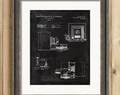 1905 Antique Camera Patent art print - multiple sizes available