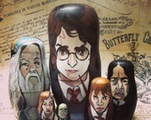 Harry Potter Nesting Dolls