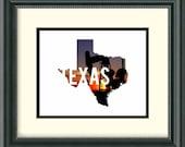 Texas - Oil - Digital Download