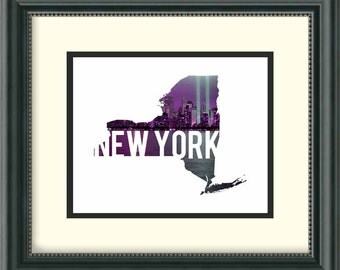 New York - Skyline - Digital Download