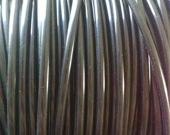 3 Meters of 4mm Jet Black Pepi's style plastic tubing, perfect for adding to dread falls