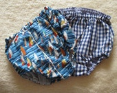 Baby Boy Diaper Cover Set (9 - 12 months)