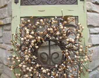 berry wreaths mini berry wreaths wedding wreaths candlesticks decorative wreaths wedding - Decorative Wreaths