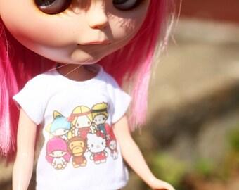 B236 - Blythe T-shirt