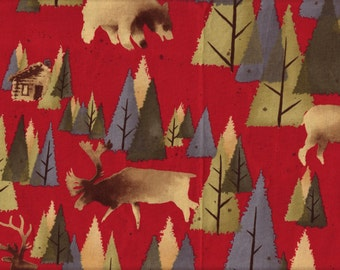 "Alexander Henry ""Pinetop"" fabric"