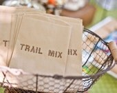 Trail Mix Bag Design (printable)