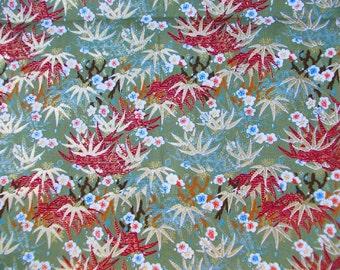 Oriental Print Cotton 50x55 cm