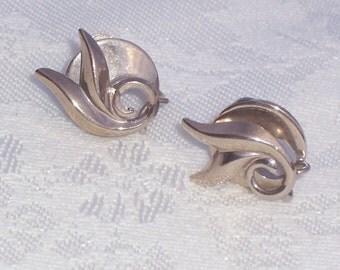 Vintage Screwback Earrings by Alice Earrings