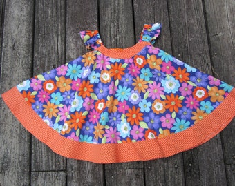 Girls dress for twirling Size 3