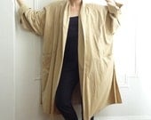 Reserved 80s Max Mara Swing Coat
