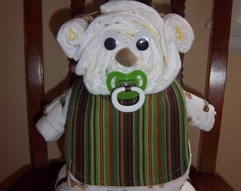 Bear Buddies Diaper Bear