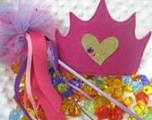 Queen Princess Dress Up Crown Only
