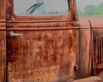 Old Vintage Truck - Vintage Photography - Automotive Art - Fine Art Photography - Old Truck - Vintage Truck