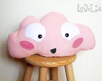 Cloud Pillow -Sunset-