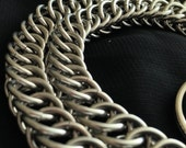 """Smooth Maille Wallet Chain, 18"""""""