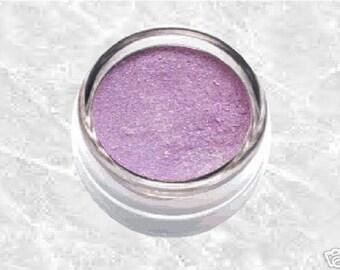 Mineral purple Eyeshadow FROSTY PLUM lavender violet bare Eye Shadow light lilac Eyeliner Natural shimmer powder Makeup Cosmetics TiaraLx