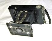 SALE - Vintage Folding Jiffy Kodak Six-20 Camera 1930s Camera Collectors Conversation Piece - On Sale Limited Time