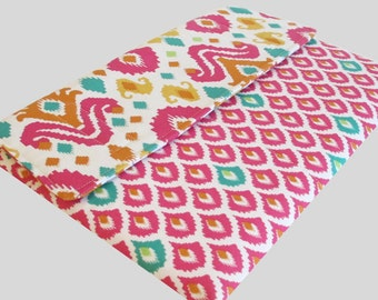Microsoft Surface Case, Surface Book Case, Surface Sleeve, Surface Cover, Surface Pro 2 3 4 RT Case Ikat Style 2