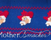 Little Rebel Smocking Plate by Mother Smocker division of Great Day Graphics