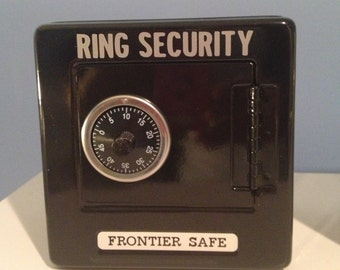 Ring Security Box, Ringbearer Pillow Alternative, Ring Agent, Ring Bearer Gift, Ring Bearer Case, Ring Bearer Safe, Ring Security Briefcase