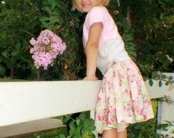 ON SALE! The Sara twirl skirt, size newborn-10 girls