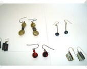 Costume Jewelry/Assorted Lot/Pierced Earrings*
