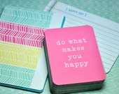 Project Life Blush Collection - Card Pack