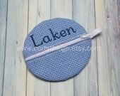 Personalized Paci Holder - large