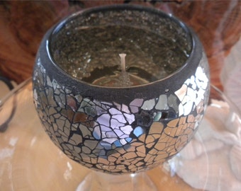 Black Peppercorn Gel Candle