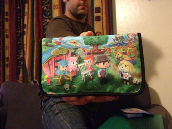 Animal Crossing Nintendo New 3DS/3DS XL/LL Case By