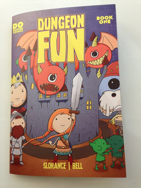 Dungeon Fun Book One