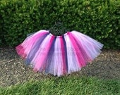 Twilight Sparkle tutu- My Little Pony Costume- Twilight Sparkle Costume- Girls Costume- My Little Pony tutu- Navy tutu- Light Purple tutu