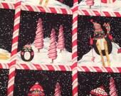 DESTASH Penguin Fabric