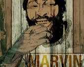 Marvin Gaye Poster - Limited Edition of 100
