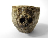 Skull shot glasses ( w/ lines)