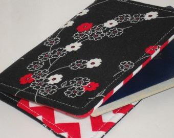 Passport Cover / Cherry Blossom Asian Passport Sleeve