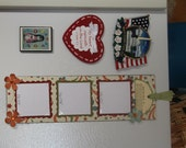 Refrigerator Magnet Photo Display, Magnetic Photo Display (MPD1401)