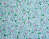 LAST HALF YARD, Paintbrush Studios, Peggy Sue, Cream Small Flowers, 1/2 yard