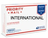 International Priority Shipping Upgrade
