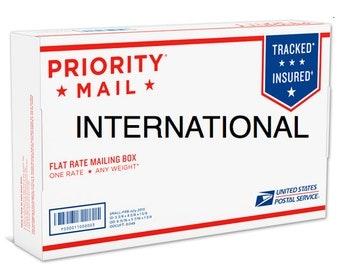 International Priority Shipping Upgrade