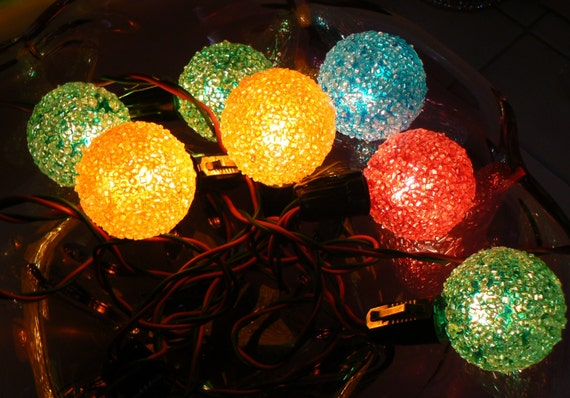 Best 28 Snowball Christmas Lights Decorations For