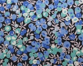Liberty tana lawn printed in Japan - Wiltshire  - Blue mix