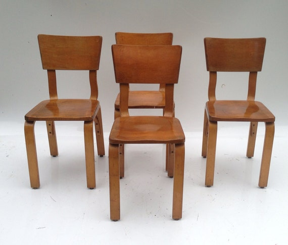 century set of bent wood Dining chairs by Thonet – Thonet Dining Chair