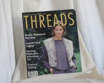 Threads Magazine #73 from November 1997