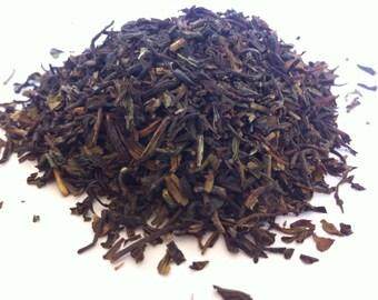 DARJEELING TEA  (Organic, Fair trade, loose leaf black tea) Sample