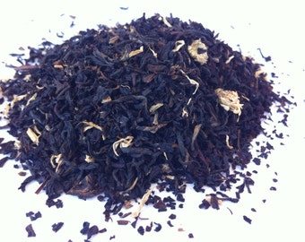 VANILLA EARL GREY (Organic black tea with bergamot and vanilla)
