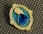 Merida Brooch