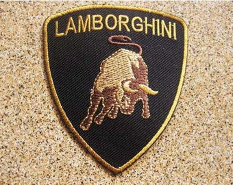 LAMBORGHINI Patch Badge