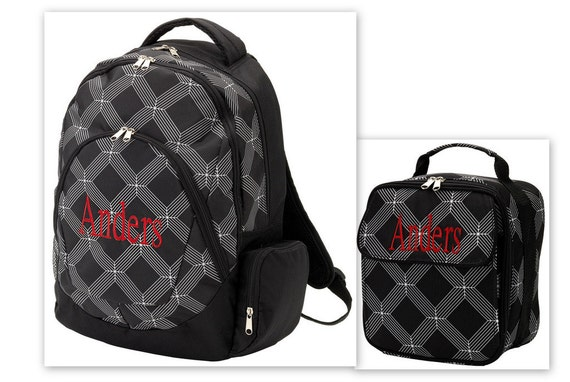 Boy S Cruz Backpack And Matching Lunch Box